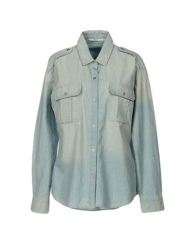 Джинсовая рубашка J BRAND 42568571LS