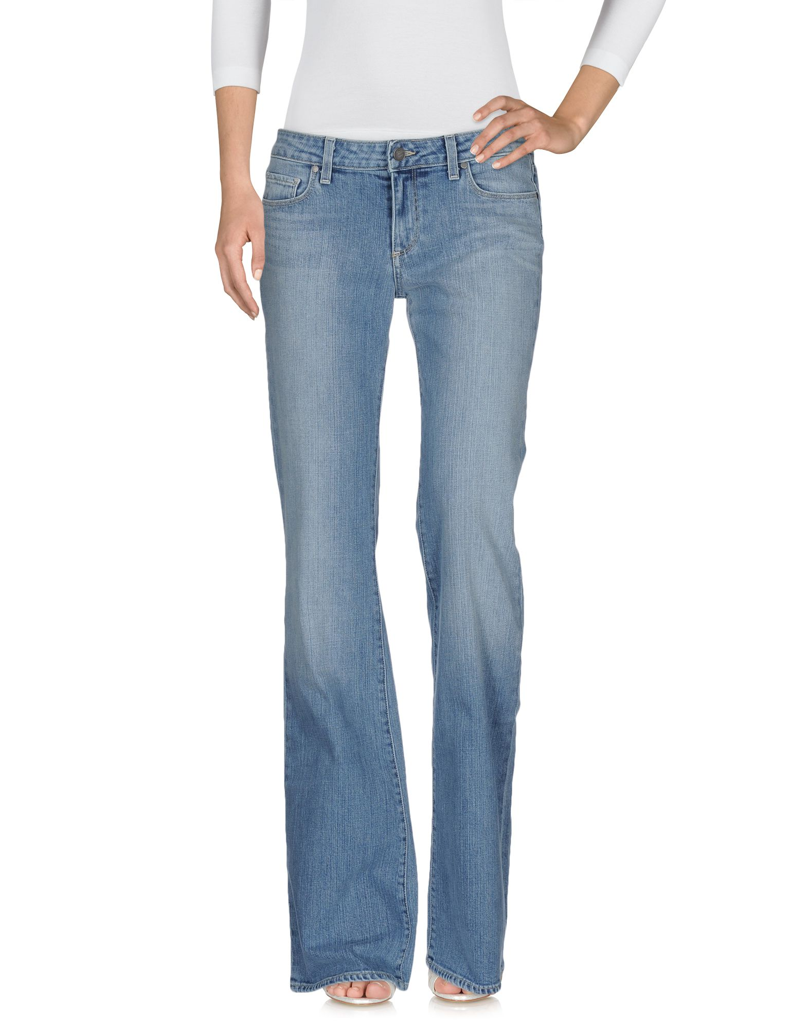 PAIGE PREMIUM DENIM Denim Pants in Blue