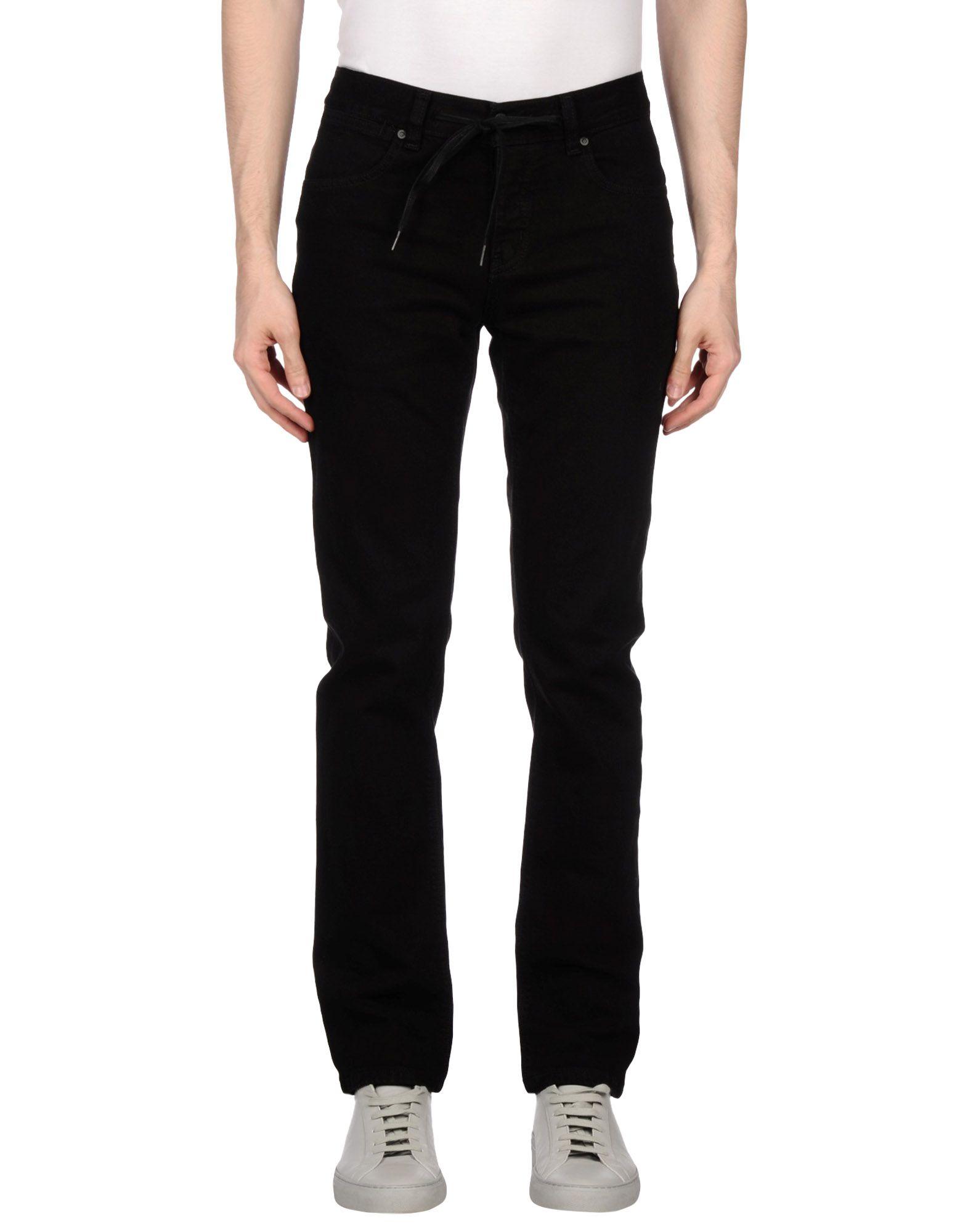 цена KHAHI KREW Джинсовые брюки онлайн в 2017 году