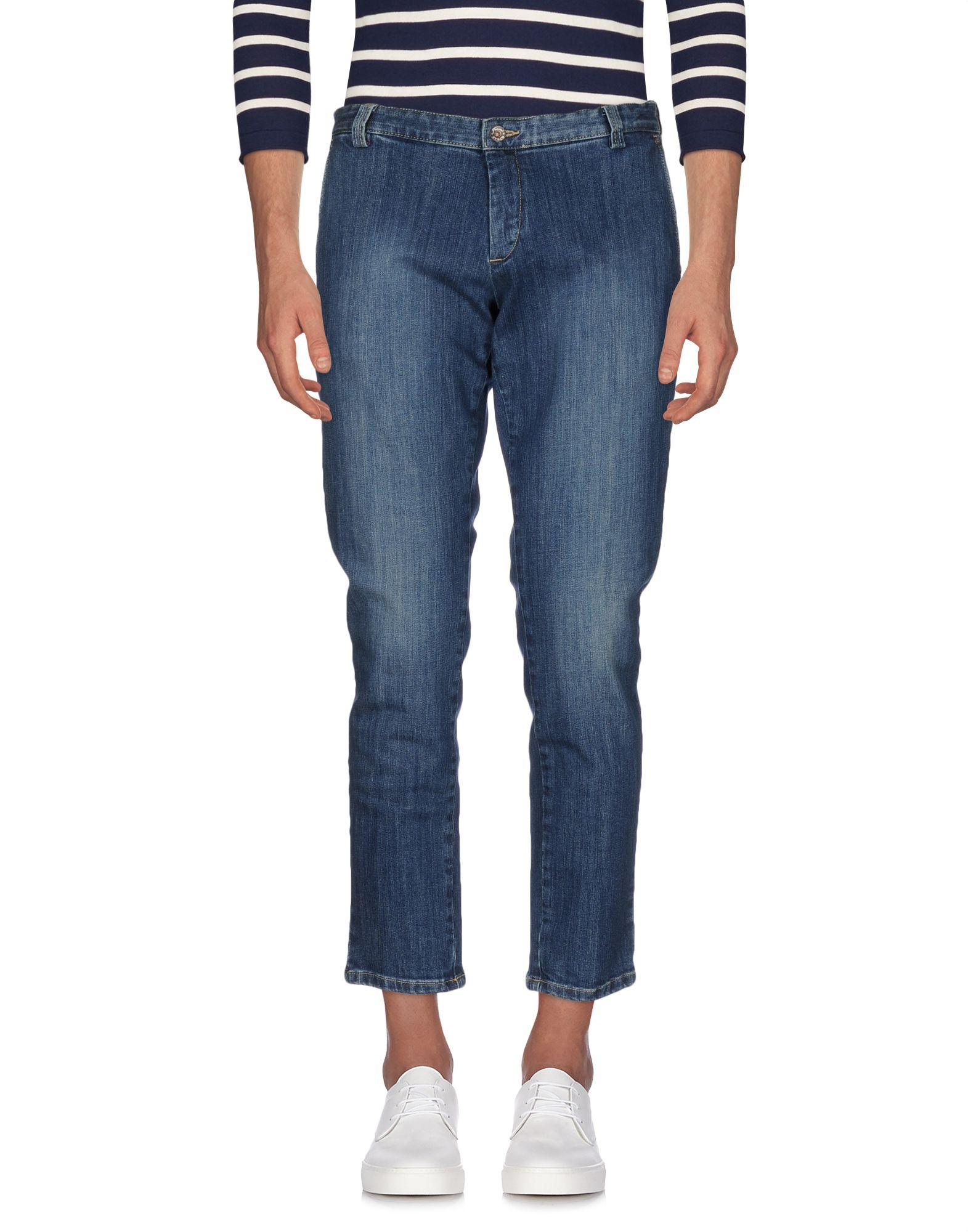Фото AT.P.CO Джинсовые брюки. Купить с доставкой