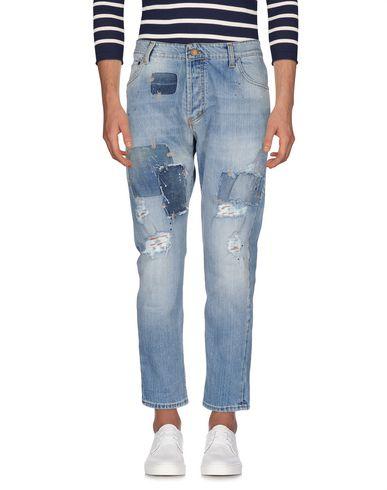 Джинсовые брюки YES LONDON 42568926VC