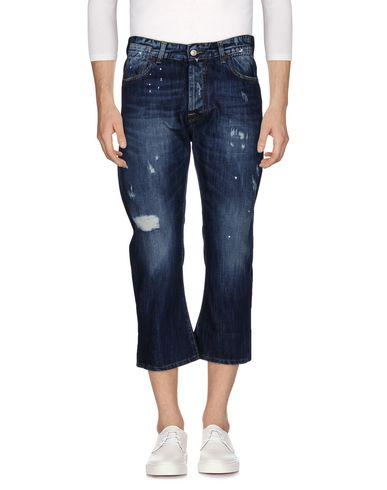 Джинсовые брюки-капри от LABELROUTE