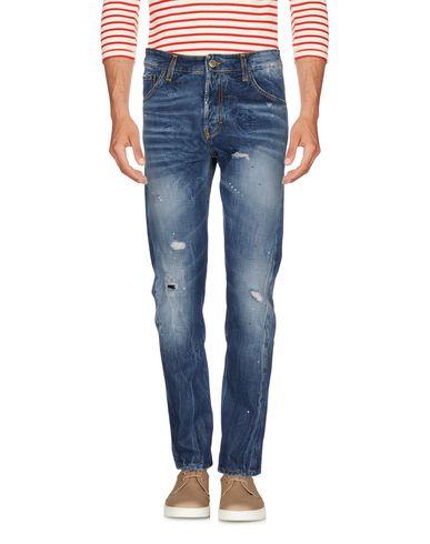 Джинсовые брюки YES LONDON 42569141TR
