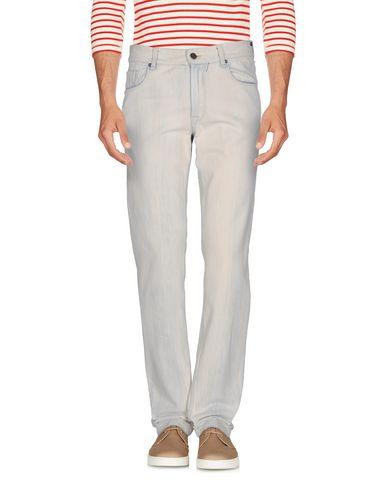 Джинсовые брюки FENDI 42569401MB