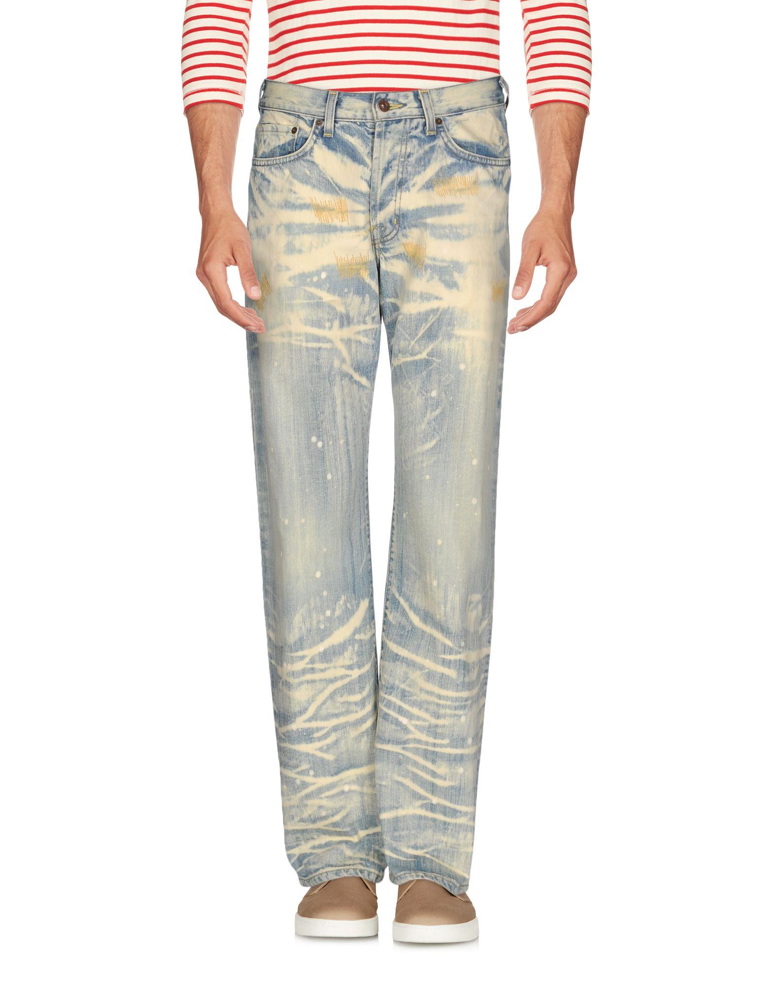 VON DUTCH Джинсовые брюки