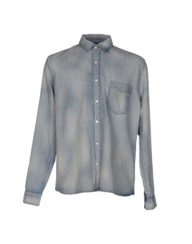Джинсовая рубашка CHEAP MONDAY 42569791VR