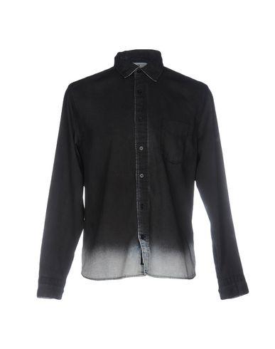 Джинсовая рубашка CHEAP MONDAY 42569813AP