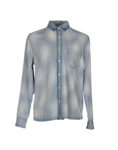 Джинсовая рубашка CHEAP MONDAY 42569817WK