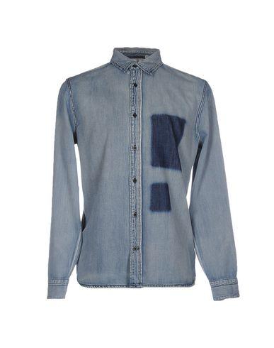 Джинсовая рубашка CHEAP MONDAY 42569830FC
