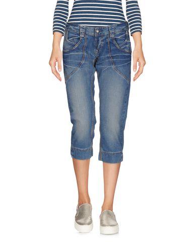 Джинсовые брюки-капри GUESS 42569872LO