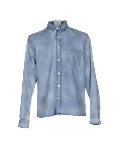 Джинсовая рубашка CHEAP MONDAY 42570127PK