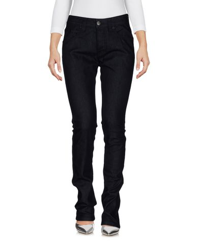 Джинсовые брюки ARMANI COLLEZIONI 42570352EX