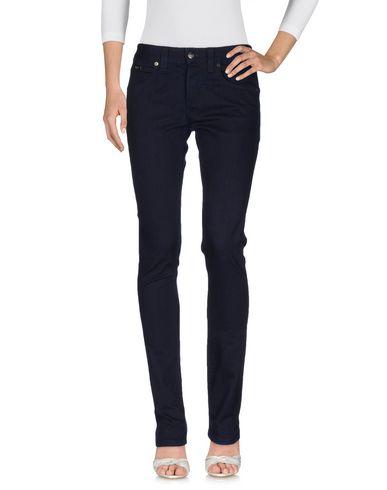 Джинсовые брюки ARMANI COLLEZIONI 42570361IR