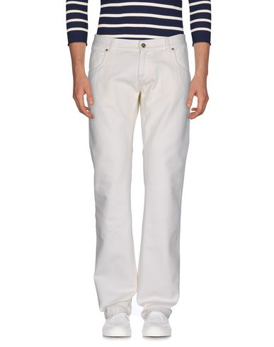 Джинсовые брюки CESARE PACIOTTI 4US 42570455AA