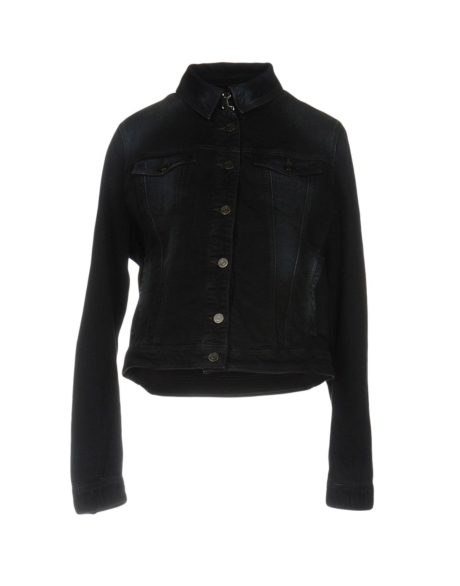 BURBERRY Джинсовая верхняя одежда burberry джинсовая рубашка