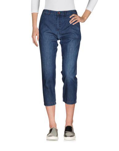 цена  EMMA&GAIA Джинсовые брюки-капри  онлайн в 2017 году