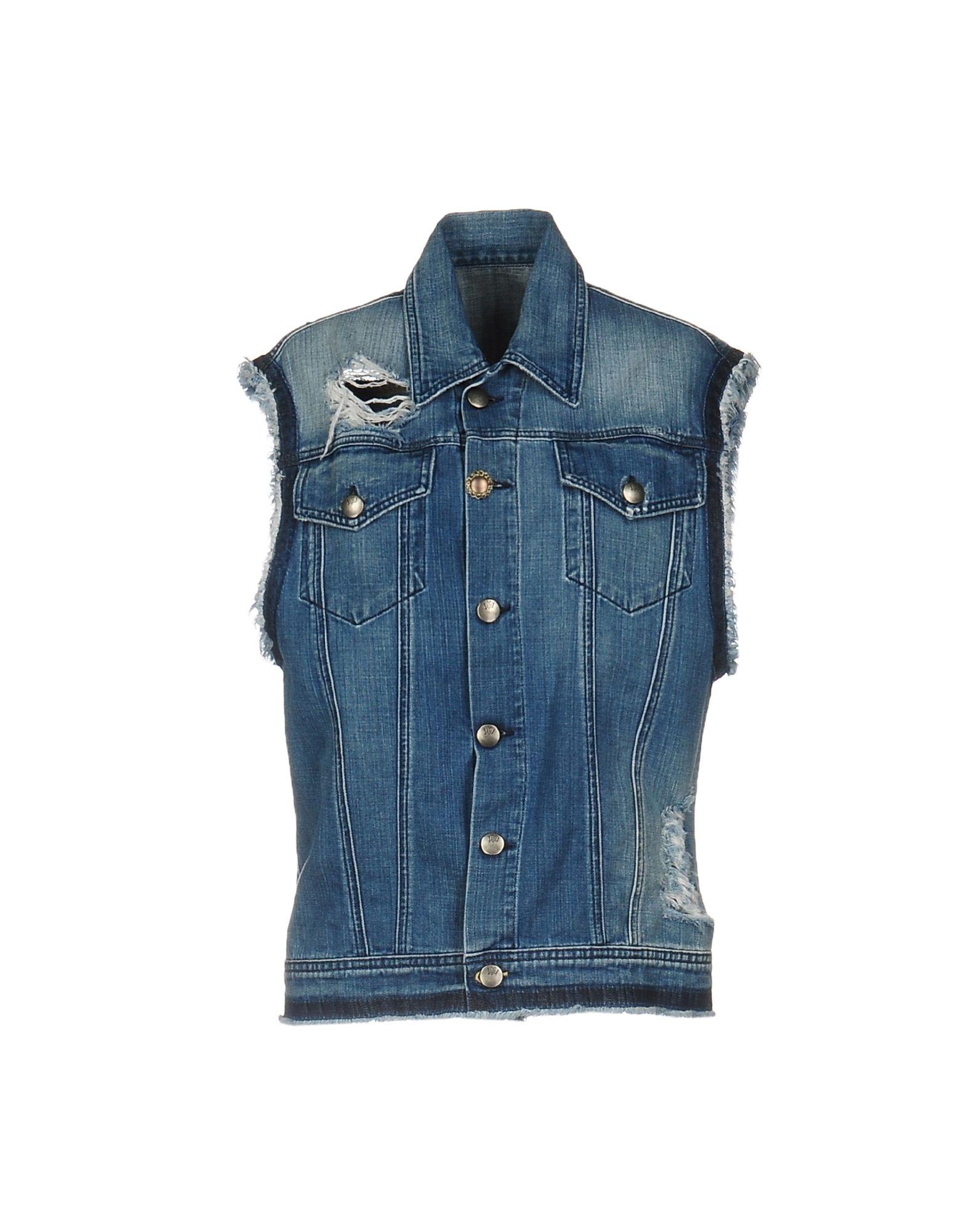 JIJIL LE BLEU Джинсовая верхняя одежда jijil le bleu джинсовая юбка