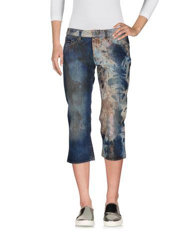 Джинсовые брюки-капри CALVIN KLEIN JEANS 42571992BP
