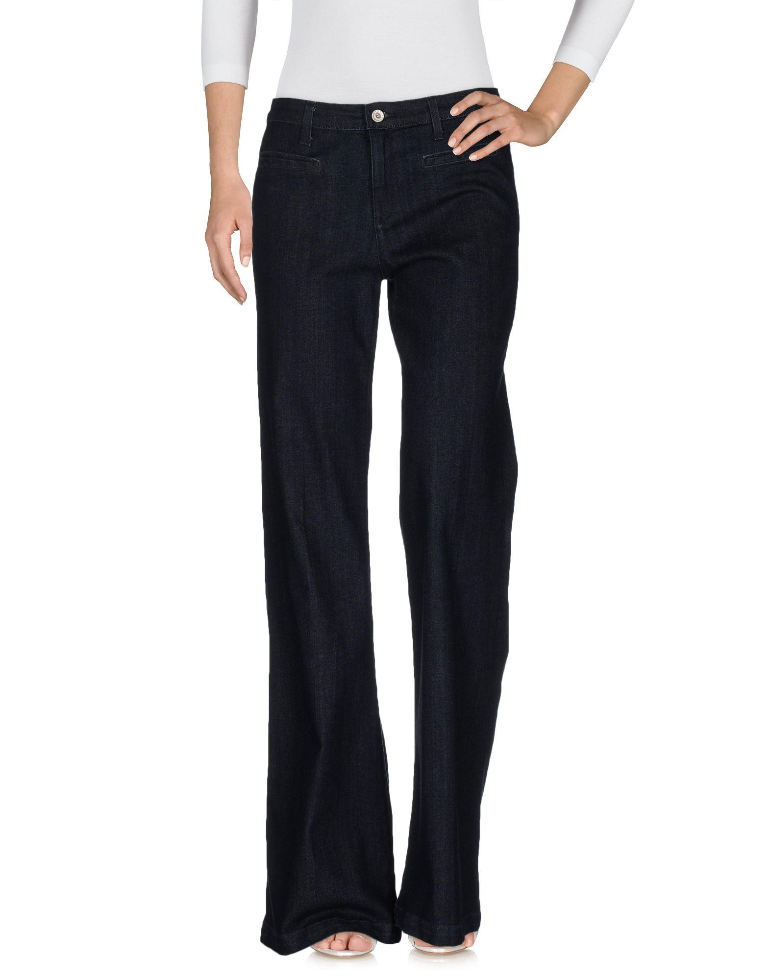 AG JEANS Джинсовые брюки ag jeans coated skinny jeans