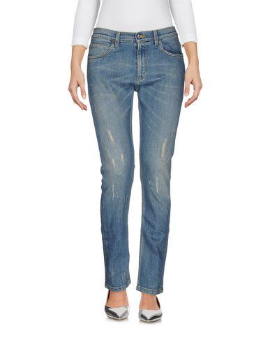 Джинсовые брюки GUCCI 42572253JO