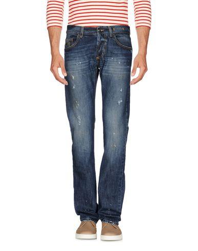 Джинсовые брюки CESARE PACIOTTI 4US 42572566KE