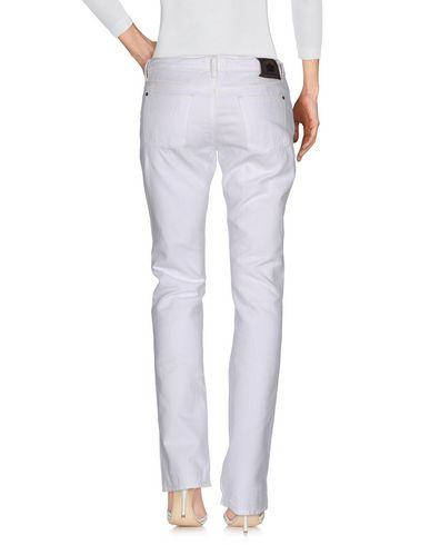 Фото 2 - Повседневные брюки от ERMANNO DI ERMANNO SCERVINO белого цвета