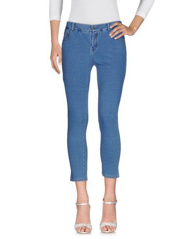 Джинсовые брюки ERMANNO SCERVINO BEACHWEAR 42572933IP