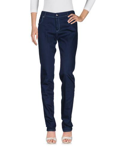 Джинсовые брюки ARMANI COLLEZIONI 42573101KA