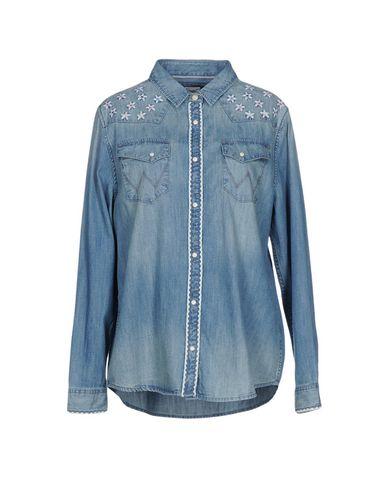 Джинсовая рубашка WRANGLER 42573110KP
