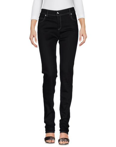 Джинсовые брюки ARMANI COLLEZIONI 42573143GD