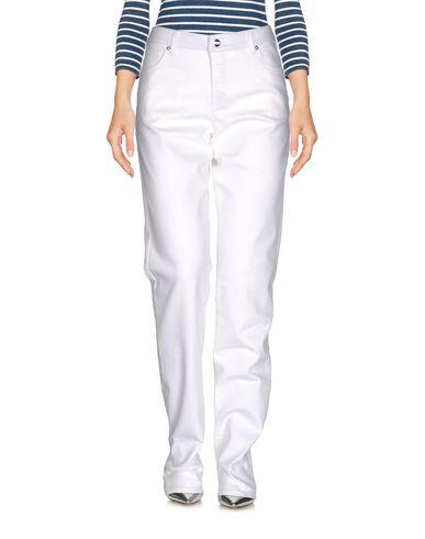 Джинсовые брюки ARMANI COLLEZIONI 42573170UP