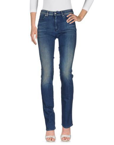 Джинсовые брюки ARMANI COLLEZIONI 42573178IR