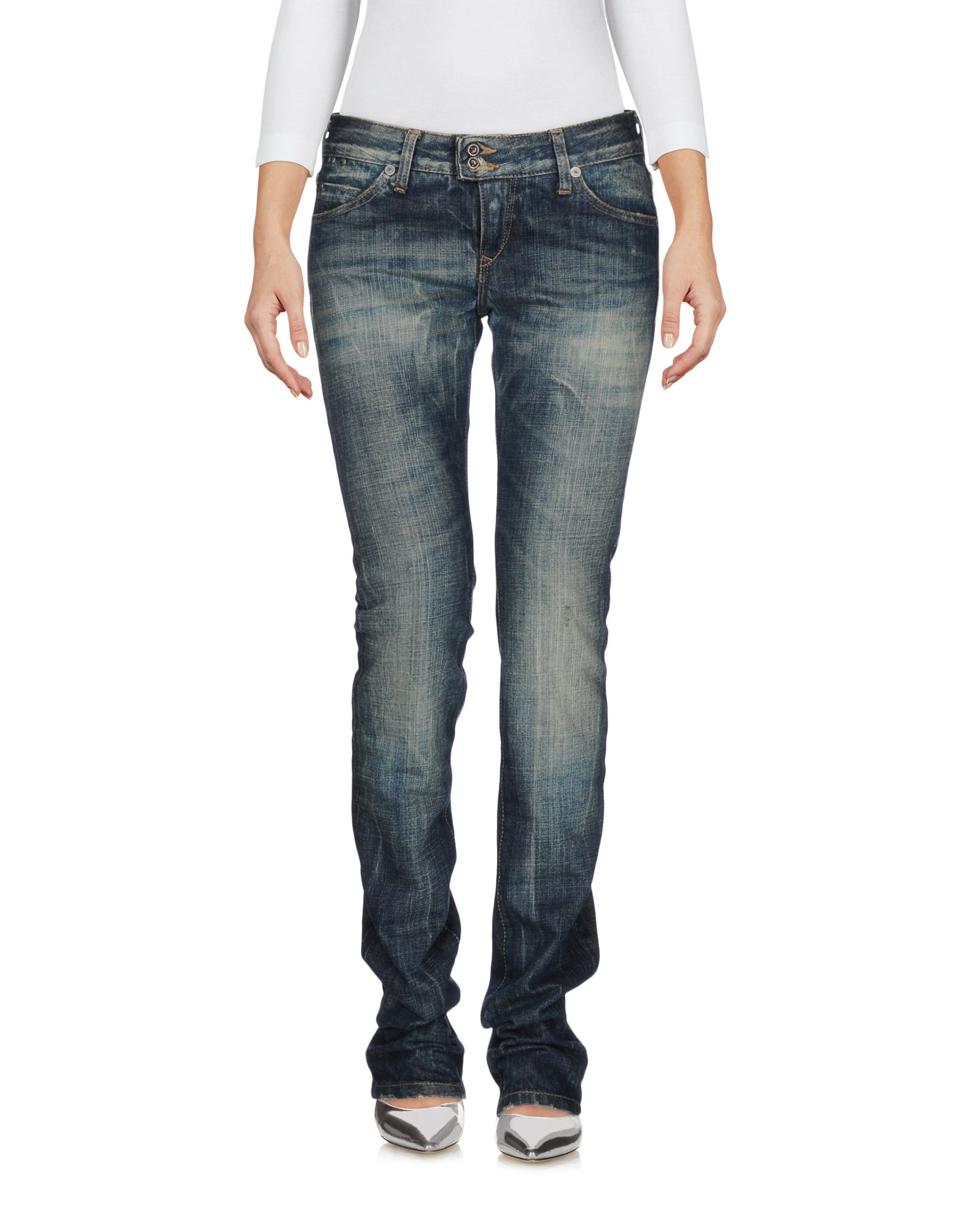 где купить PARASUCO DENIM CULT Джинсовые брюки по лучшей цене