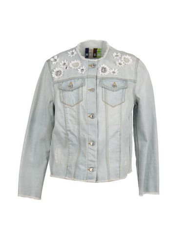 MSGM - Džinsu apģērbu - Джинсовая apģērbs