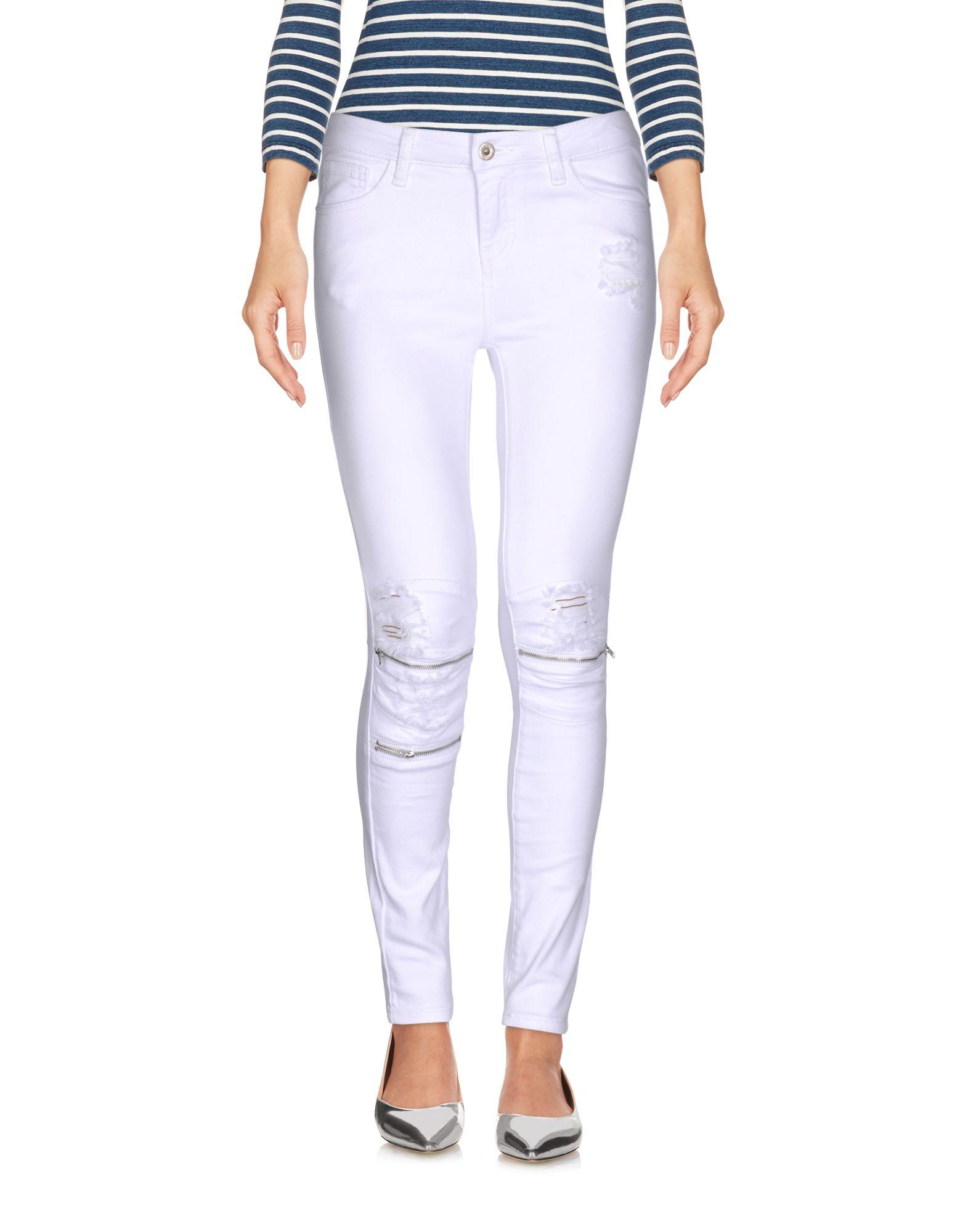 где купить ANGELA MELE MILANO Джинсовые брюки по лучшей цене