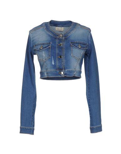 Blu donna KI6? WHO ARE YOU? Capospalla jeans donna
