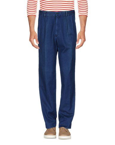 Джинсовые брюки CANALI SPORTSWEAR 42574101QM