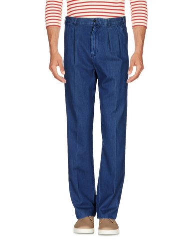 Джинсовые брюки CANALI 42574115ET