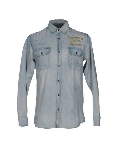 Джинсовая рубашка JACK & JONES VINTAGE 42574228SH