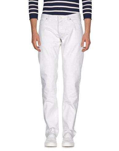 Джинсовые брюки JIL SANDER 42574304WX