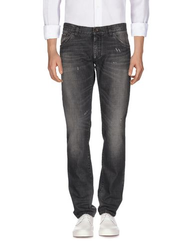 Джинсовые брюки DOLCE & GABBANA 42574579MA