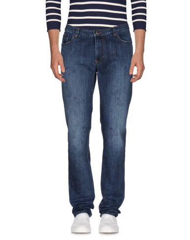 Джинсовые брюки ETRO 42574709JN