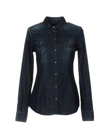 Джинсовая рубашка REPLAY 42574994OM