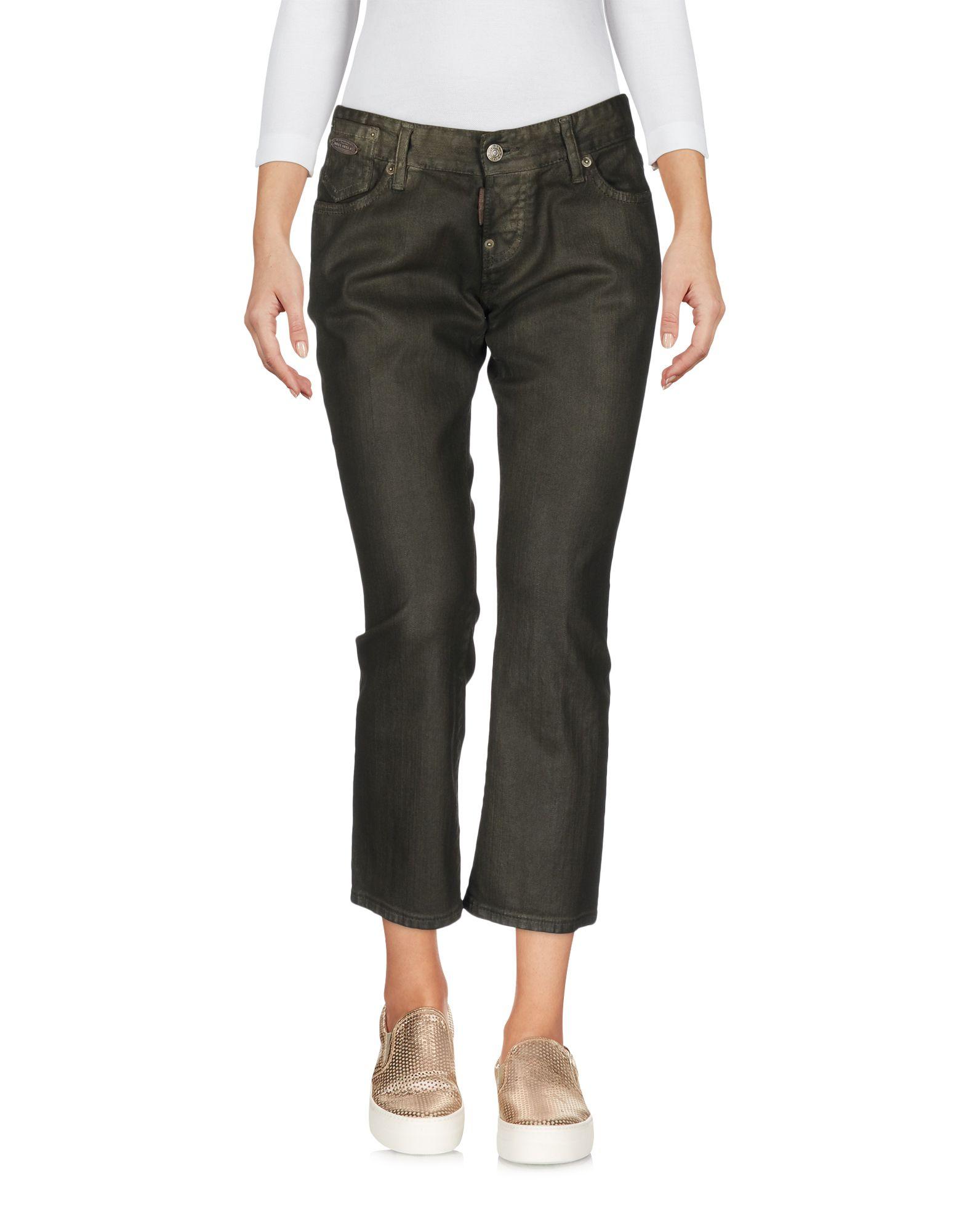 DSQUARED2 Джинсовые брюки-капри
