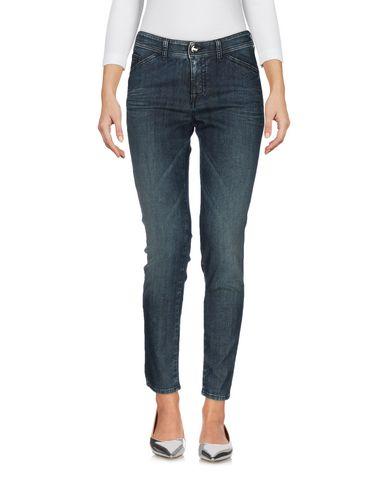 Джинсовые брюки ARMANI COLLEZIONI 42575140IA
