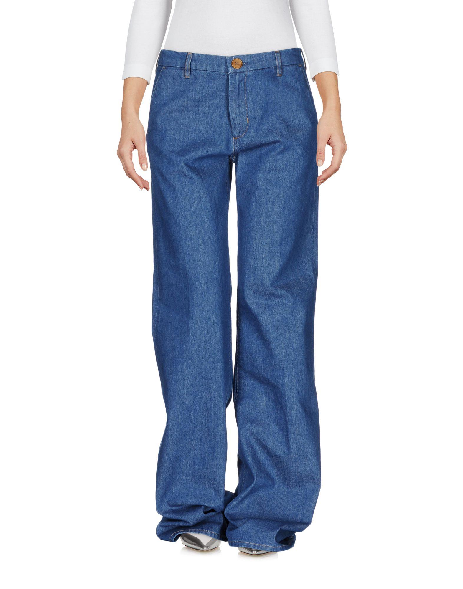 MIH JEANS Джинсовые брюки цена 2017