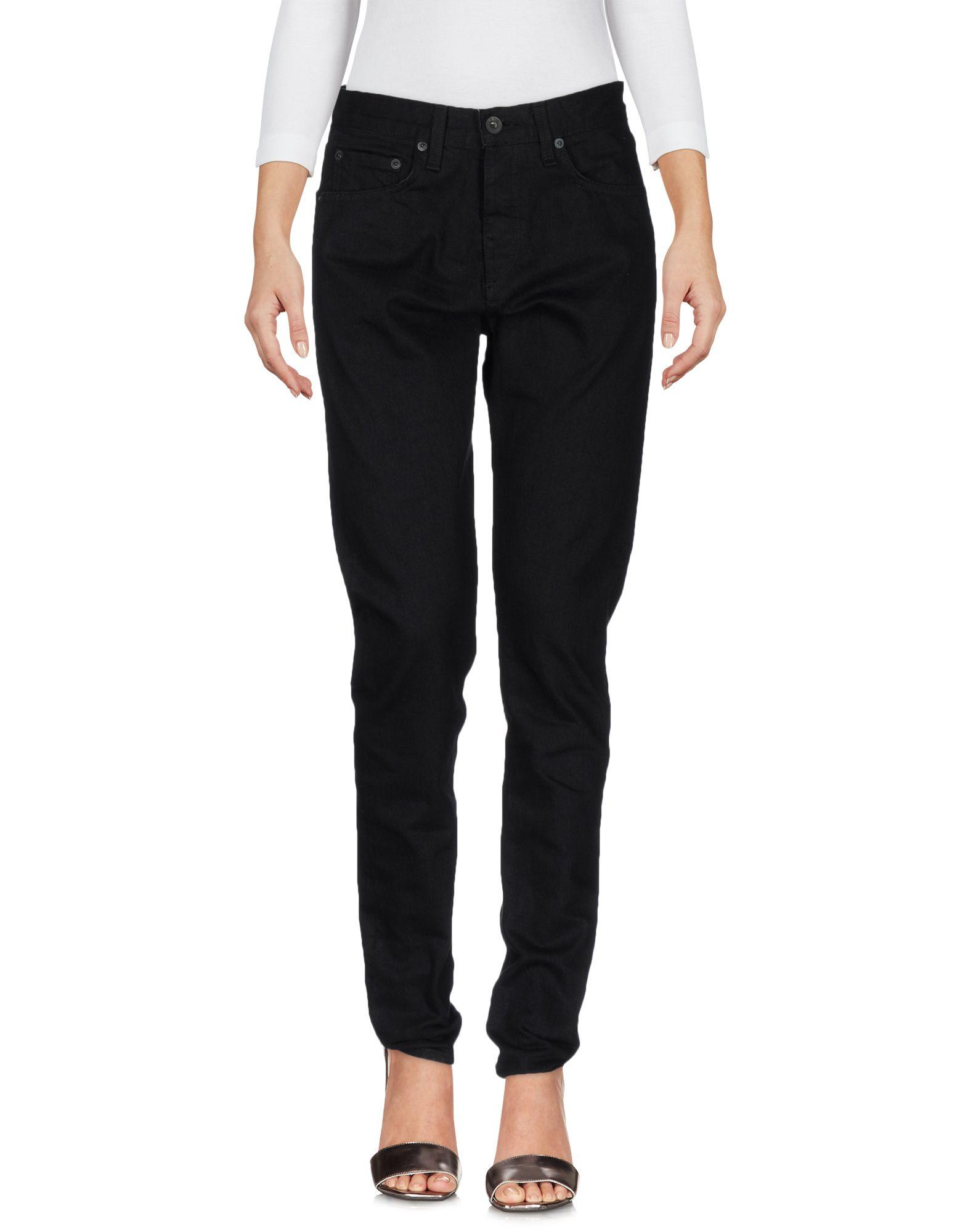 RAG & BONE Джинсовые брюки rag
