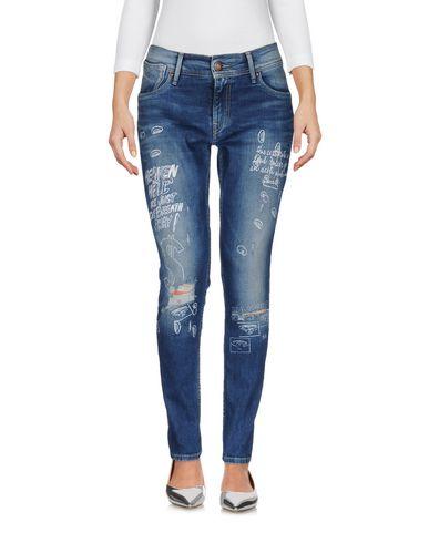 Джинсовые брюки ANDY WARHOL by PEPE JEANS 42577117AE