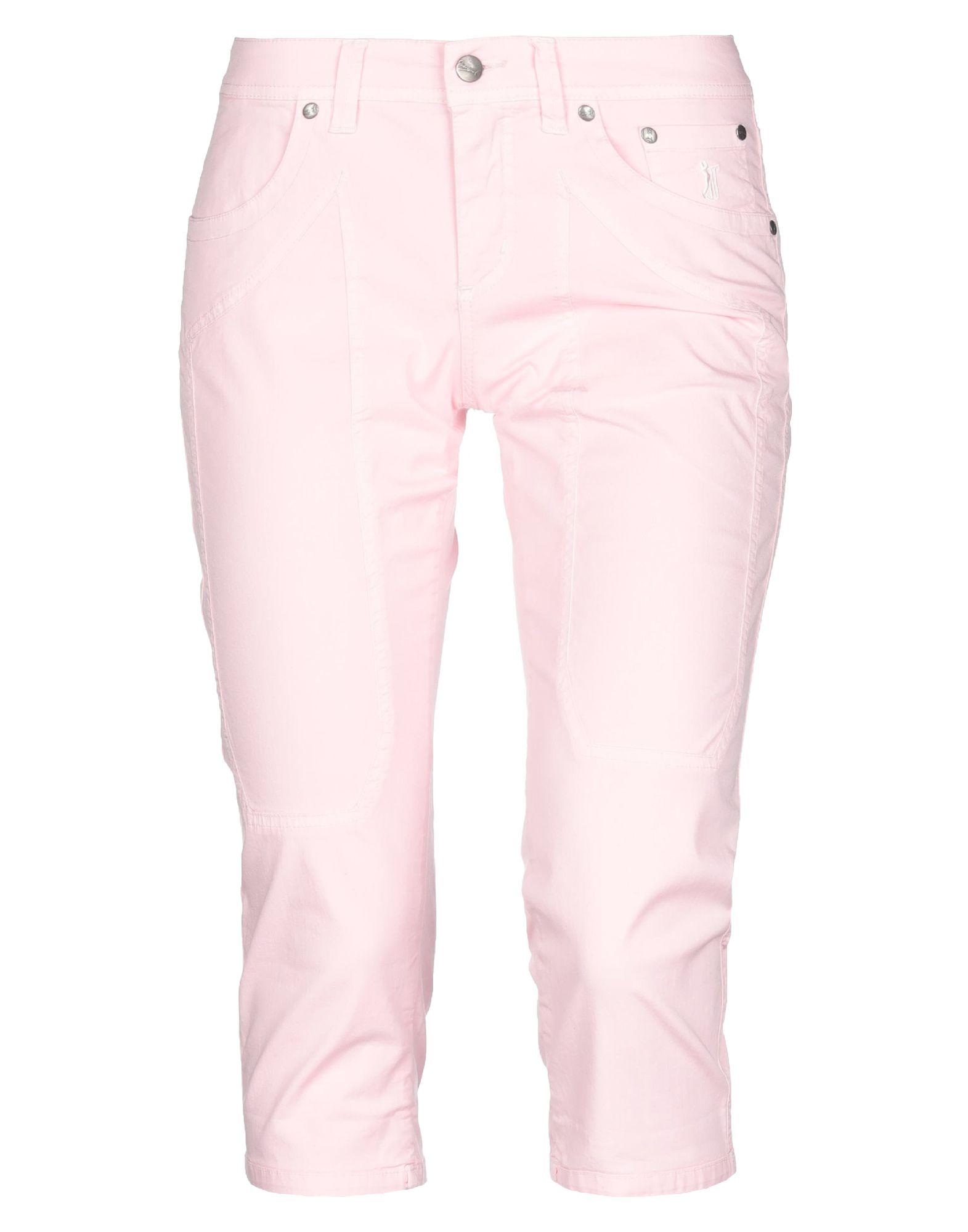 JECKERSON Джинсовые брюки-капри все цены