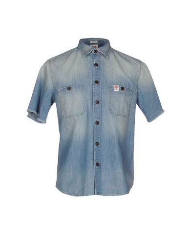 Джинсовая рубашка FRANKLIN & MARSHALL 42577356VU